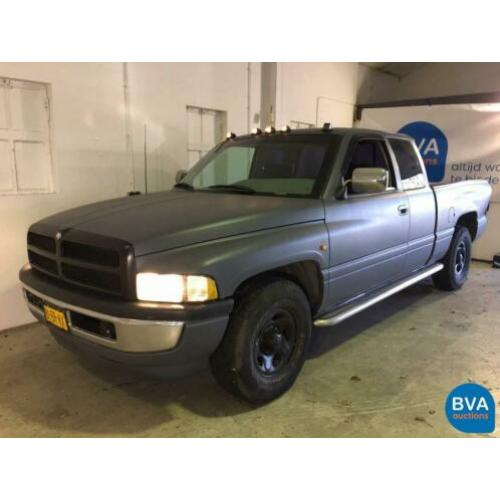 Dodge B1500 5.2 V8 Pick-Up (bj 1996, automaat)