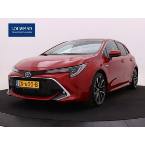 Toyota Corolla 2.0 HYBRID EXECUTIVE JBL 180 PK! RED PEARL |