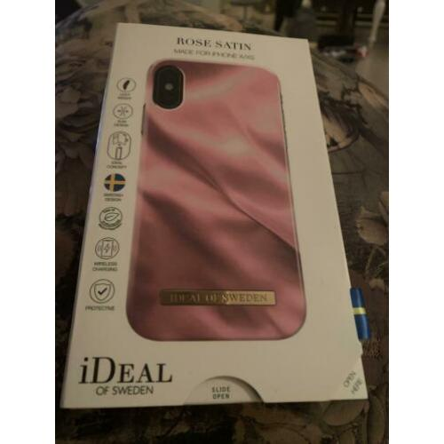 Ideal of Sweden Rose Satin IPhone X/XS